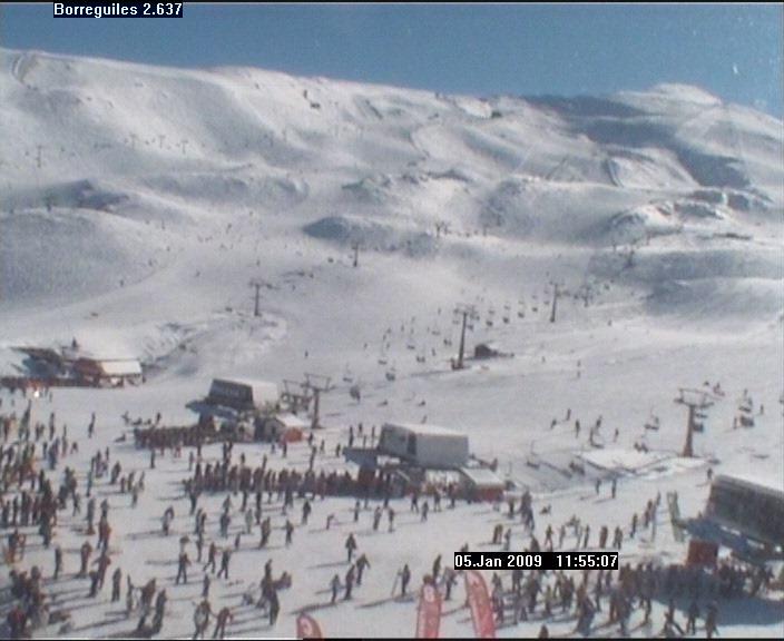 Borreguiles (2.637 m.)