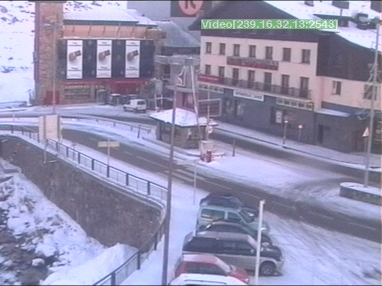 estado de las estaciones despues de la nevada (11/11/2010) - el