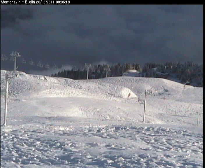 Piste Mont Blanc
