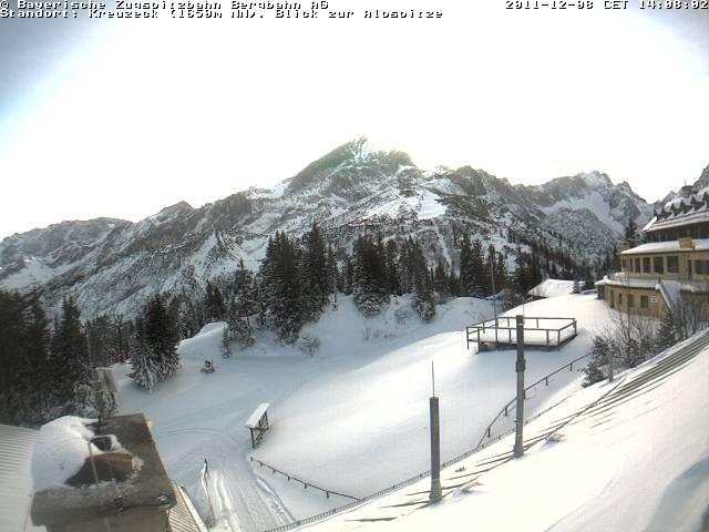 Kreuzeck - Alpspitze