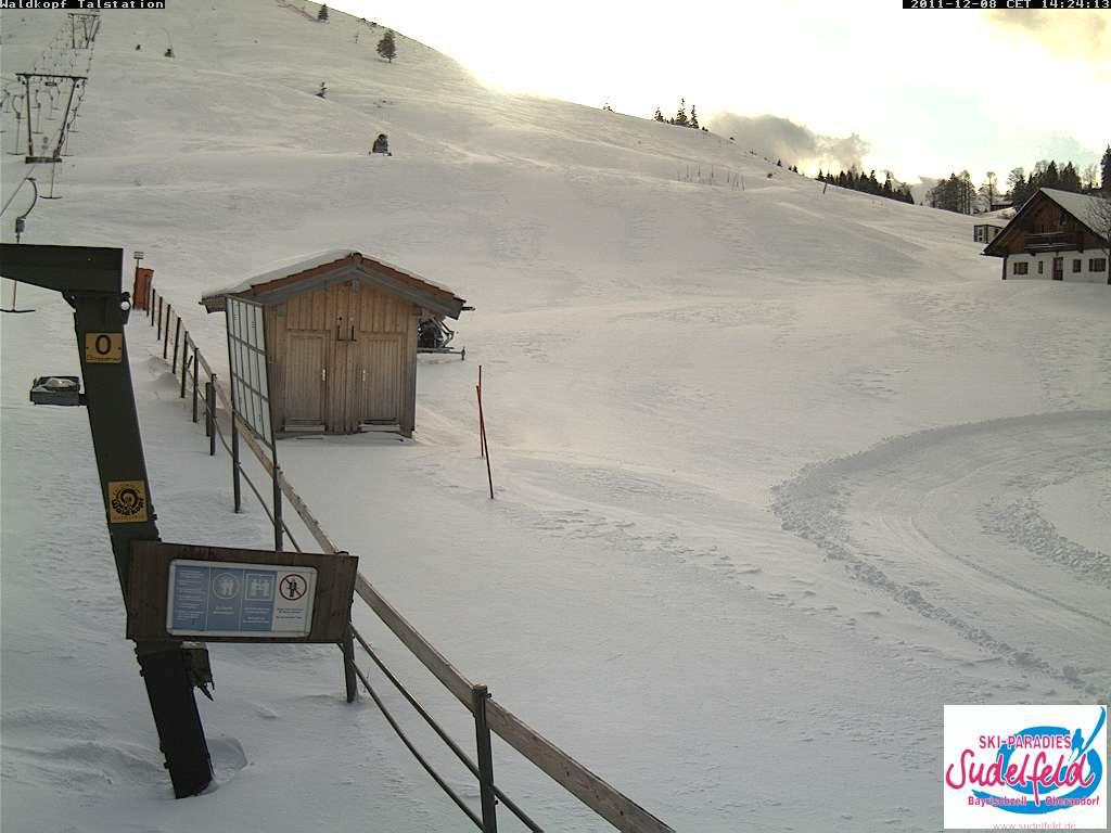 Waldkopf Talstation