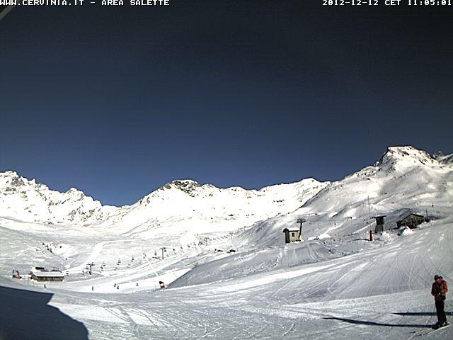 Valtournenche - Area Salette
