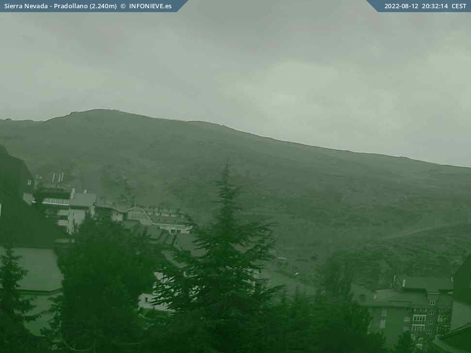 Webcam en Pradollano - Loma de Dilar